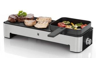 Wmf Elektrogrill Test : Tischgrill von wmf im test dinner for two technik faz