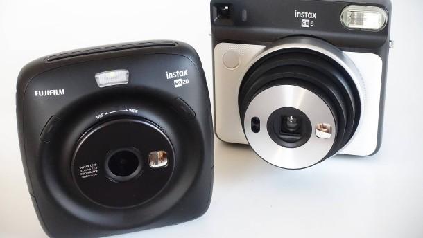 Digitalpapierfotovideoapparat