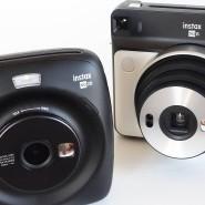 Die Sofortbildkameras Instax SQ20 und SQ6 von Fujifilm