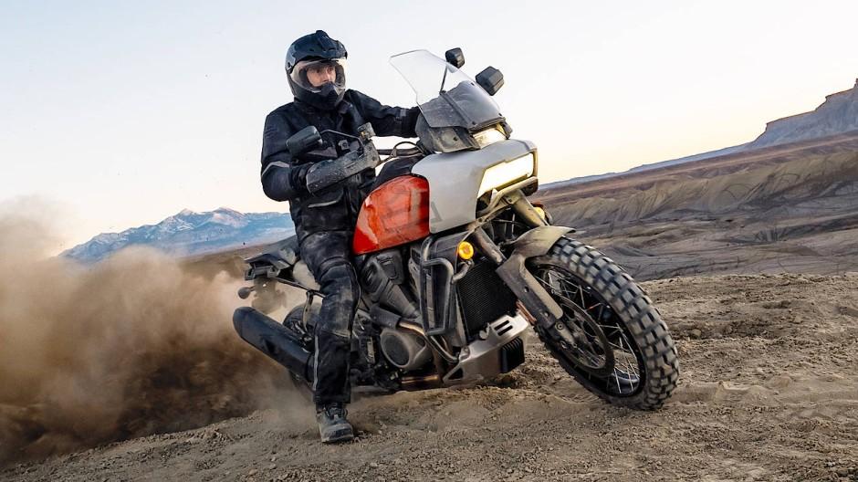 Im umkämpften Segment der Reiseenduros will Harley-Davidson mit der Pan America für Furore sorgen.
