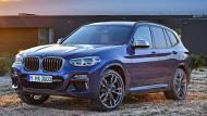 BMW hat seinen kompakten SUV-Bestseller X3 neu aufgelegt.