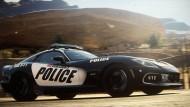 Auf beiden Konsolen sieht's ähnlich aus: Need for Speed