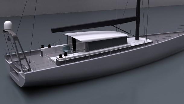Der Ozean, der Professor und die Yacht