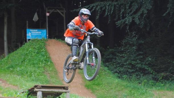 Mountainbike statt Ritalin