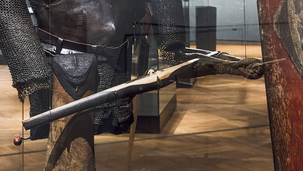Die Hightech-Waffe des Mittelalters
