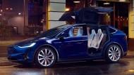 Musk will mit dem Model X auch die SUV-Fans beglücken