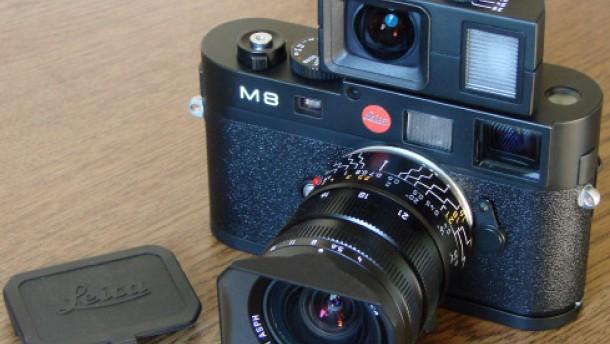 Leica Entfernungsmesser Einstellen : Leica m vorwärts in die vergangenheit technik motor faz