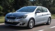 Navigationssystem Plus im Peugeot 308