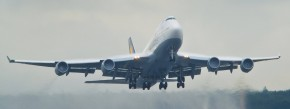 Fortan steigen die Flugzeuge nach dem Start mit ausgefahrenen Landeklappen