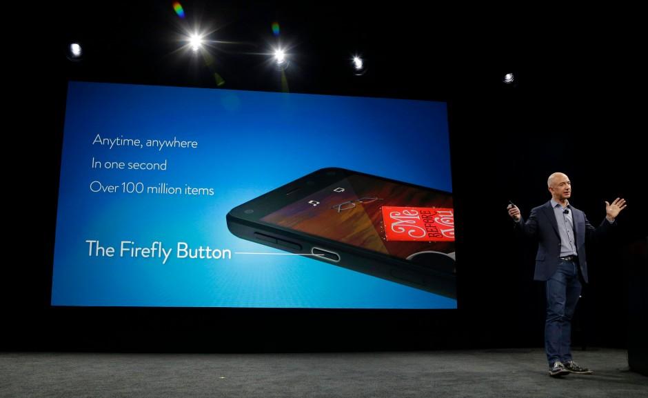 Die Suchmaschine für die Wirklichkeit: Firefly