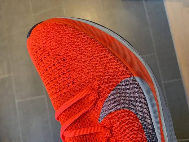 Bilderstrecke zu: Nike Zoom Vaporfly 4% Flyknit im Test