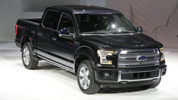 Ford kauft Alumarkt leer