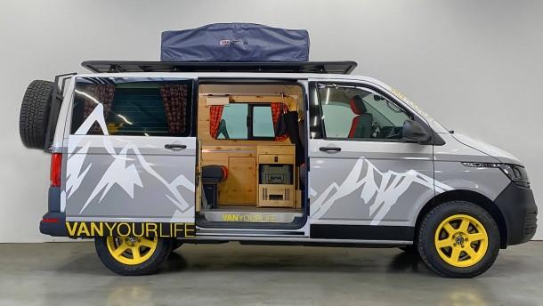 Sehnsucht nach Campen