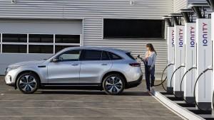 So schnell können Elektroautos laden