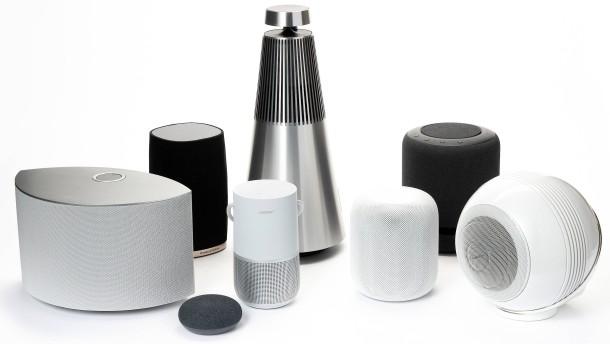 Das sind die besten Streaming-Lautsprecher