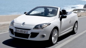 Renault öffnet den Mégane