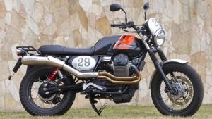 Das Motorrad zur Currywurst
