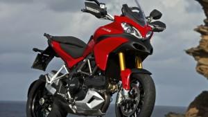 Eine Ducati bestellen - vier Motorräder bekommen