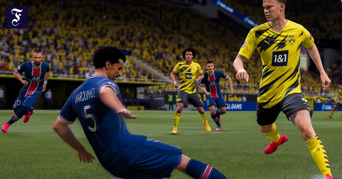Video game Fifa 21 in the test: up to the sward - Pledge Times