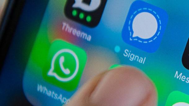 Das sind die Alternativen zu Whatsapp