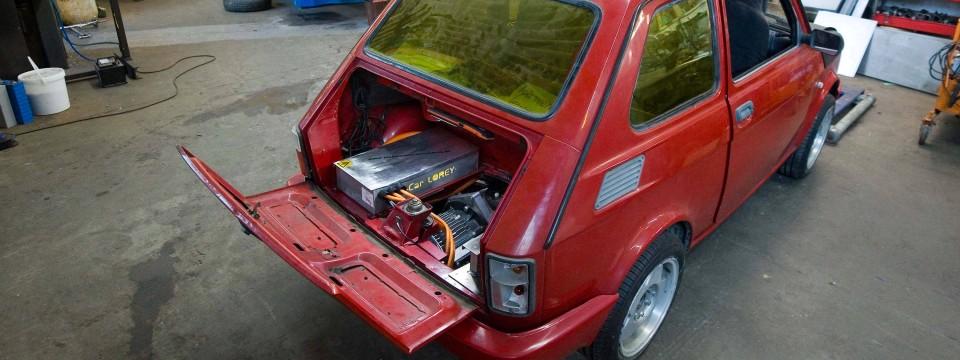 frischzellenkur so wird ihr altwagen zum elektroauto motor faz. Black Bedroom Furniture Sets. Home Design Ideas
