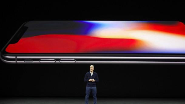Wie viel Zukunft hat das iPhone X?