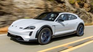 Porsches Stromschnellen