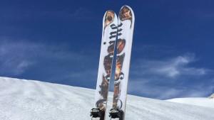 So baut man sich eigene Ski