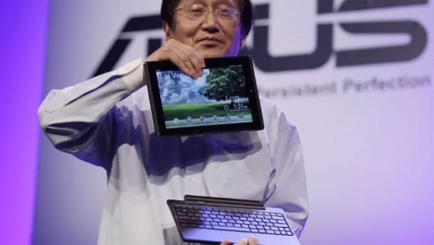 Tablet-Flut und neues Chip-Wettrüsten