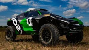 Super-SUV als Bote einer besseren Zeit