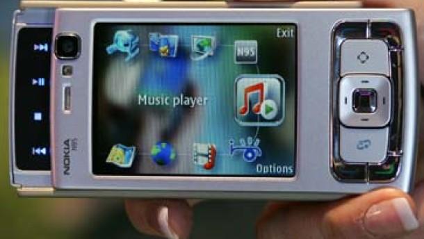 Nokia baut Vorsprung aus