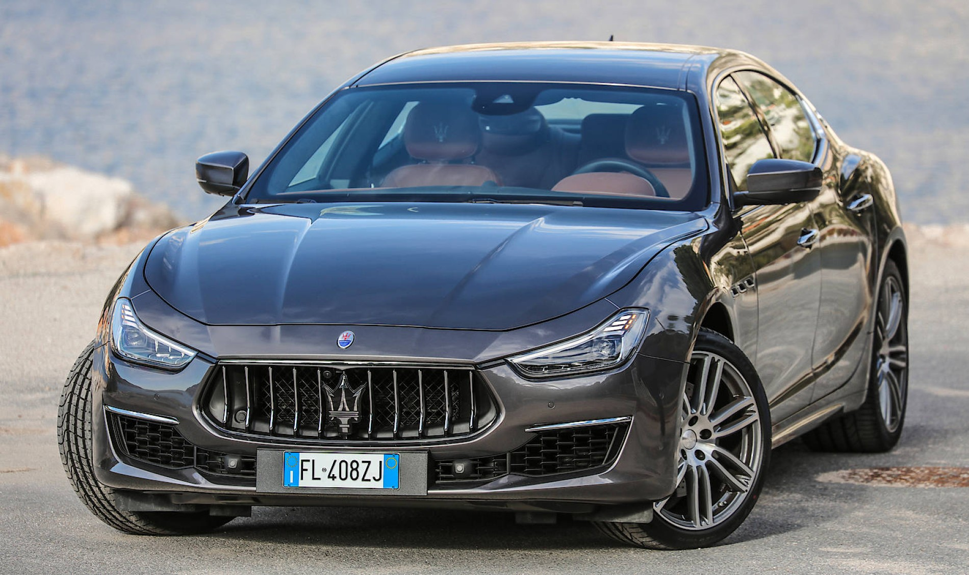 Der neue Maserati Ghibli