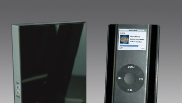 Mit dem iPod auf Sendung