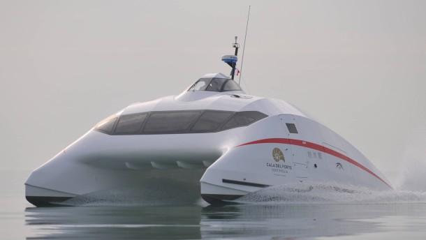 Monacos Milliardärstaxi