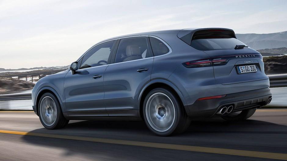 Das Basismodell mit einem 3,0-Liter-V6-Benziner und 340 PS kostet 74.828 Euro.