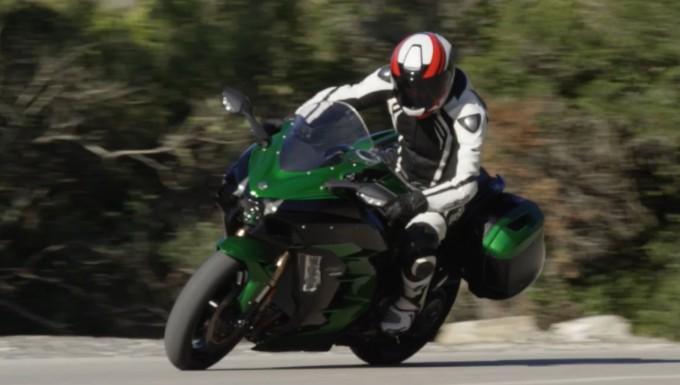 Fahrbericht Kawasaki H2 Sx Se