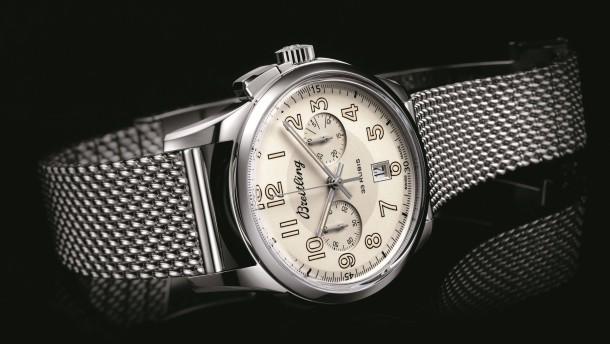 Für diese Uhren sollten Sie sich Zeit nehmen
