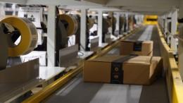 Das ist der Weg eines Amazon-Pakets