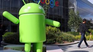 Android hat fertig