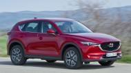 Um 60 Prozent hat die Marke Mazda seit 2012 in Europa zulegen können, wesentlich beteiligt daran war das Kompakt-SUV CX-5.