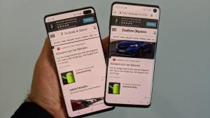 Samsung bringt seine Fans in die Bredouille