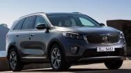 Die dritte Generation des SUV Sorento kommt im Februar 2015 auf den deutschen Markt