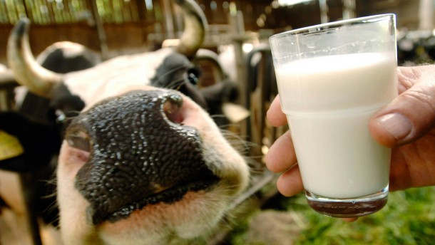 Milch ist nicht billiger als Wasser