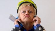 Radler mit Helm haben weniger schwere Kopfverletzungen