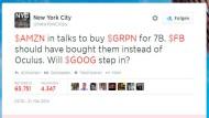 Angeblicher Amazon-Deal: Was dieser Twitter-Account in die Welt setzte, wurde in wenigen Stunden 65.000 Mal weitergeleitet