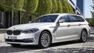 Der BMW 525d Touring hat einen saftigen Preis.