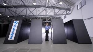 Deutscher Supercomputer an der Weltspitze