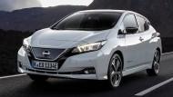 Selbst der japanische Pionier Nissan für sich beim Leaf für ein adretteres Elektro-Modell entschieden.