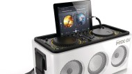 Fit für die Gartenparty: DJ-Station Philips Woox M1X-DJ