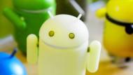 Von 99,9 Prozent aller Schadsoftware ins Visier genommen: Android